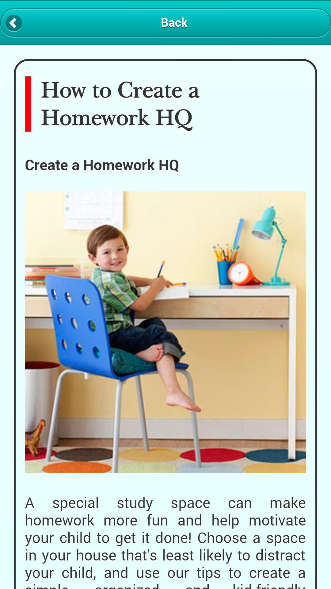 Choosing Good Homework Help